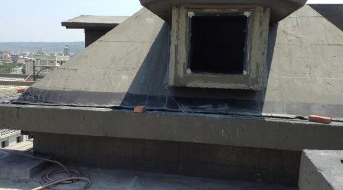 台中市清水區私人住宅 – 造型屋頂切割