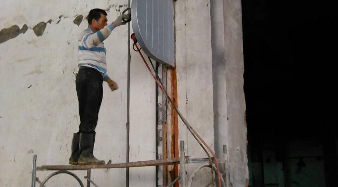 台中市大肚區廠房整修工程