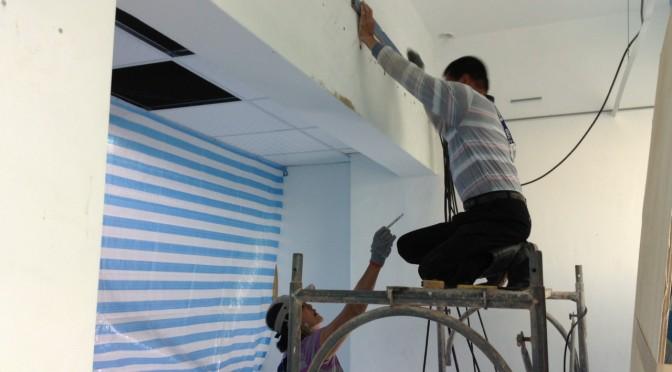 台中市工業區-科技公司實驗室改建工程