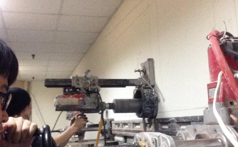 沙鹿童綜合醫院-電梯機坑工程