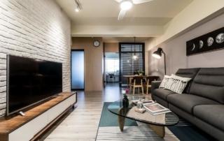 20年老屋翻修 - 年輕人的第一套房、輕裝修、好品質 1