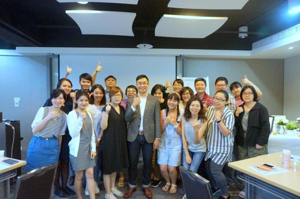 【輕佈置】臺北二班課程紀錄 5