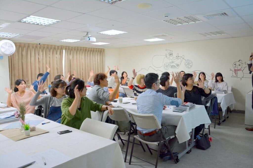 【輕佈置】臺中二班課程紀錄 3