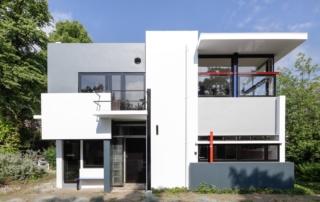 【鍵盤上的建築】施洛德住宅(Schröder House) 2
