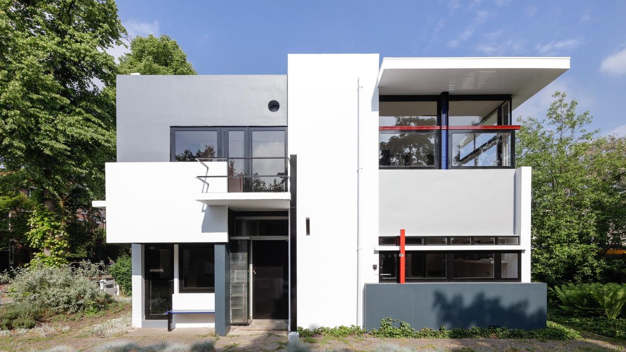 【鍵盤上的建築】施洛德住宅(Schröder House) 6