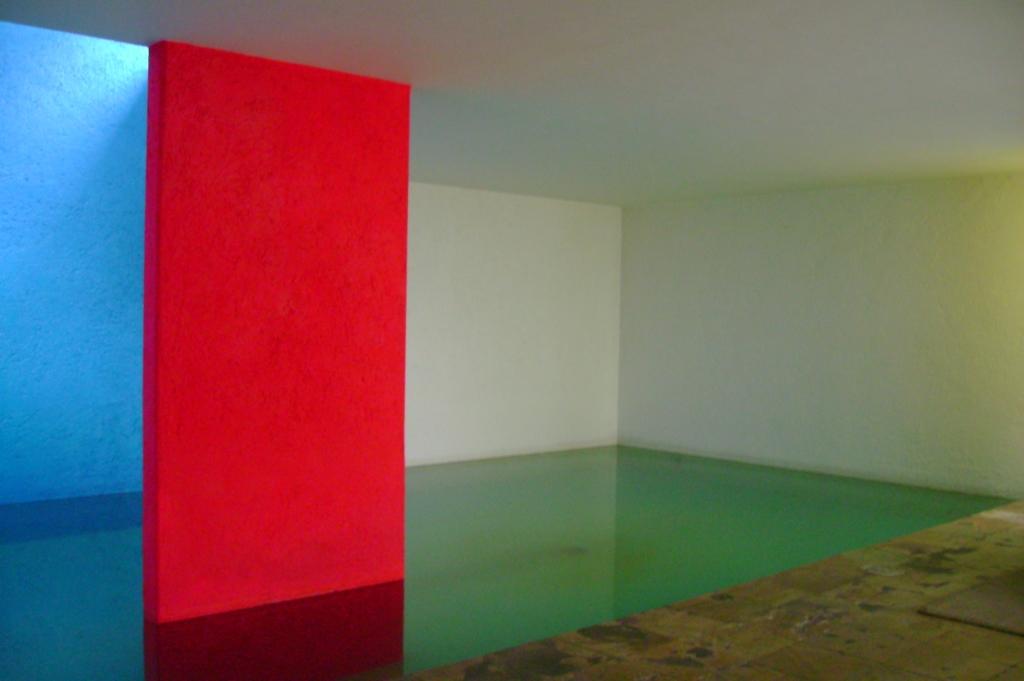 【鍵盤上的建築】巴拉岡自宅與工作室(Luis Barragán House and Studio) 4