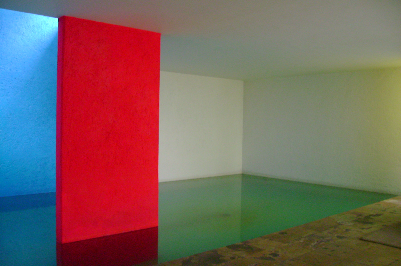 【鍵盤上的建築】巴拉岡自宅與工作室(Luis Barragán House and Studio) 1