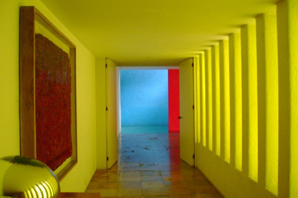 【鍵盤上的建築】巴拉岡自宅與工作室(Luis Barragán House and Studio) 5