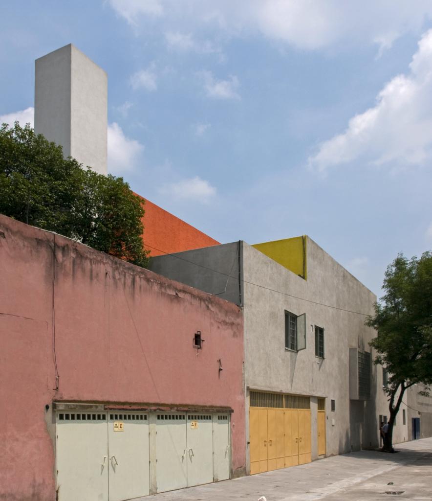 【鍵盤上的建築】巴拉岡自宅與工作室(Luis Barragán House and Studio) 3